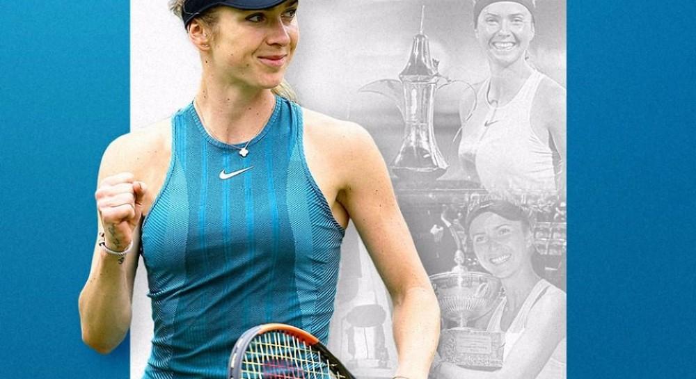 У день народження першої ракетки України - тенісистки Еліни Світоліної 73e899046a709