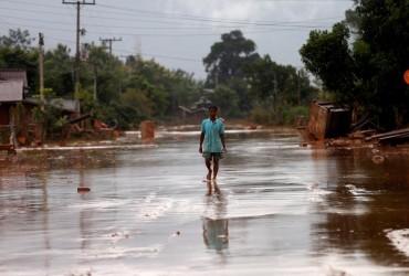 У Лаосі 55 осіб загинули через тропічні шторми