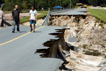 """Число жертв урагану """"Флоренс"""" у США збільшилося до 35 осіб"""