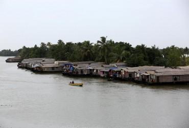 Північ Індії постраждала від потужного повені