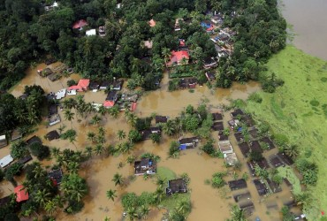 В Індії 22 людини загинули через сильні дощі