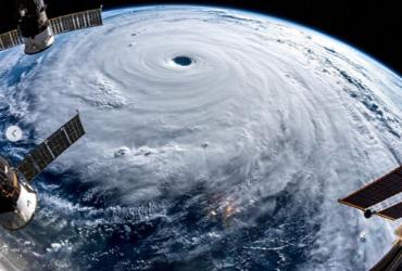 """НАСА опублікувало захоплюючі фото тайфуну """"Трамі"""", зроблені з космосу"""