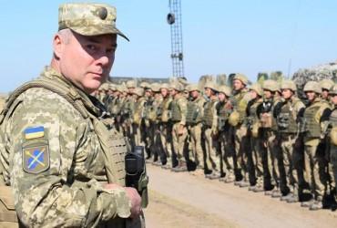 С завтрашнего дня военные ВСУ будут патрулировать украинские города - Минобороны