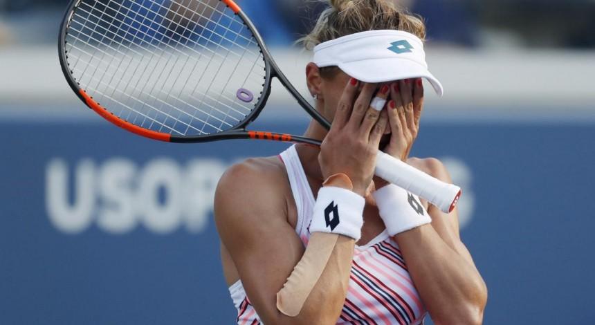 Цуренко залишає Australian Open після поразки від 17-річної американки