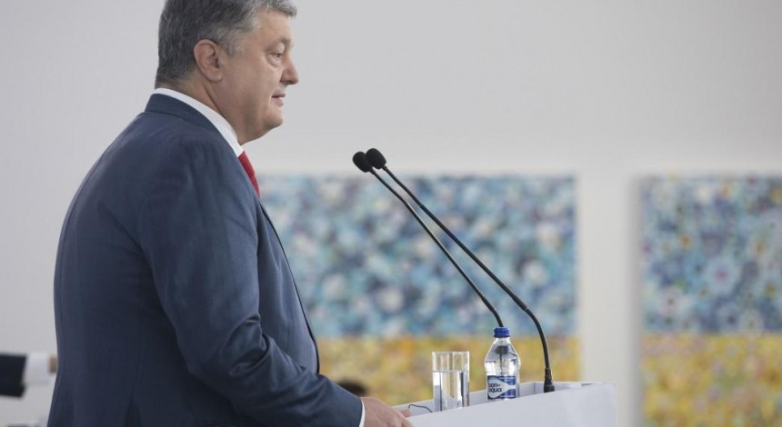 Poroshenko on autocephaly for church: Work started with first meeting with Patriarch Bartholomew
