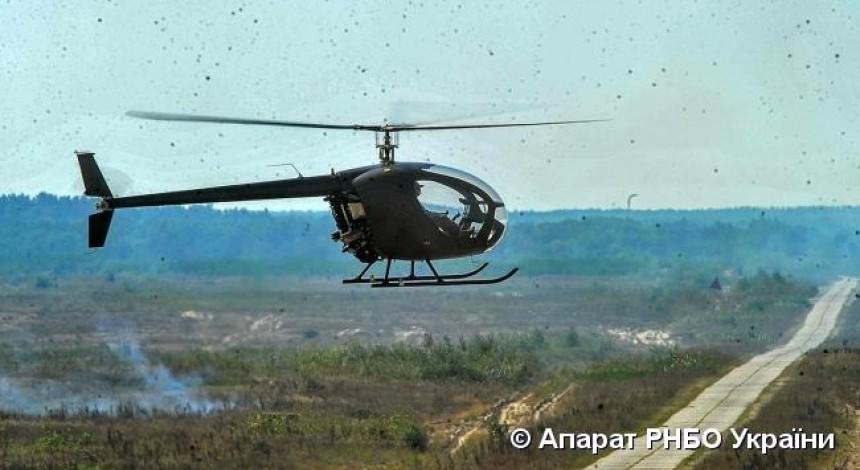 В Украине прошли испытания нового высокоэффективного оружия и военной техники (фоторепортаж)