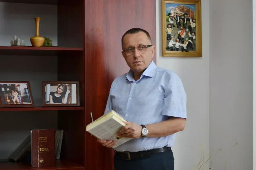 Міхаель Ткач / jewishnews.com.ua