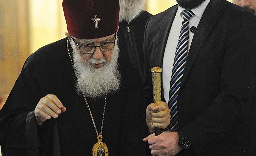 Католикос-Патріарх всієї Грузії Ілія II / sputnik-georgia.ru