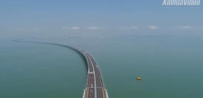На строительство этого моста ушло 8 лет \ Синьхуа
