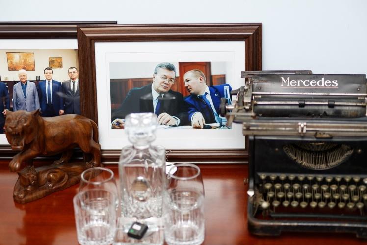Адвокат Януковича рассказал о сотрудничестве с экс-президентом / фото Дмитрий Ларин / ТһеБабель