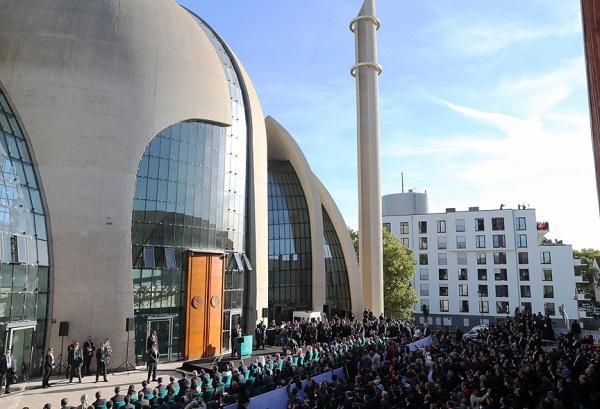 В Кельне открыли мечеть / islam-today.ru