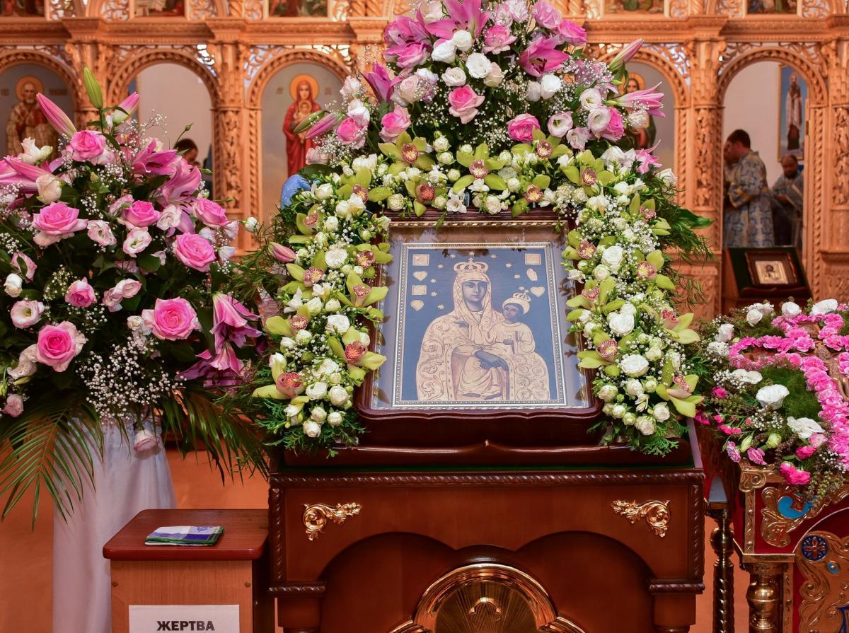 православні вшанували Барську ікону Богородиці / orthodox.vinnica.ua