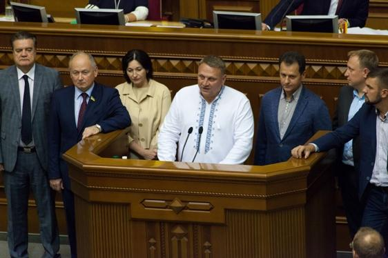 ВКиеве призвали запретить представление  «русский мир»