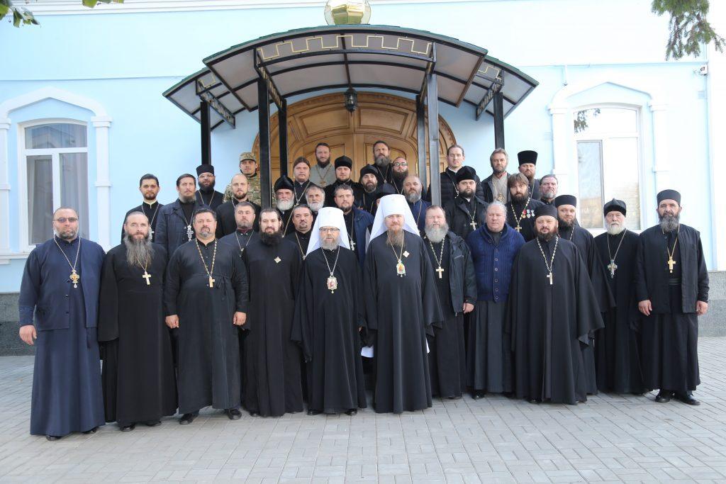 На Закарпатті відбудуться збори військового духовенства Української Православної Церкви / news.church.ua