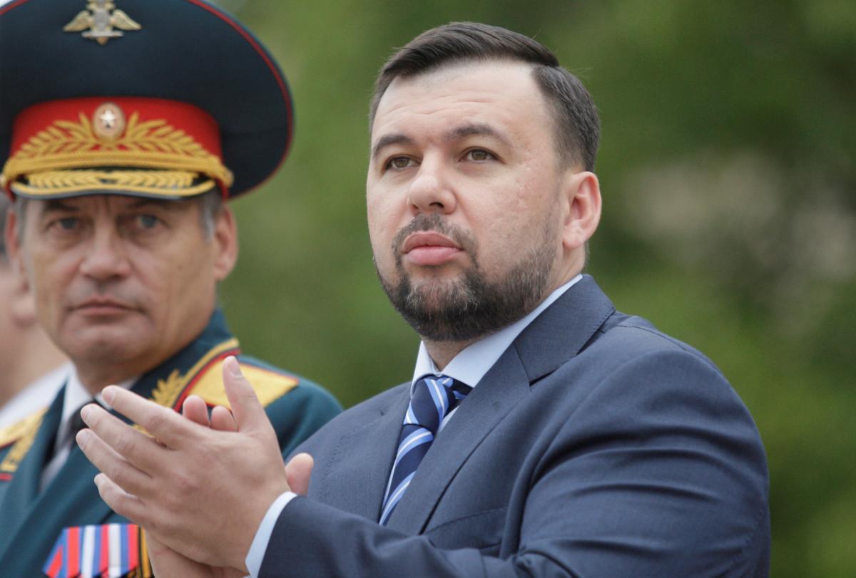 Терорист Пушилін Денисне наважився на обіцяний обстріл позицій ЗСУ / REUTERS