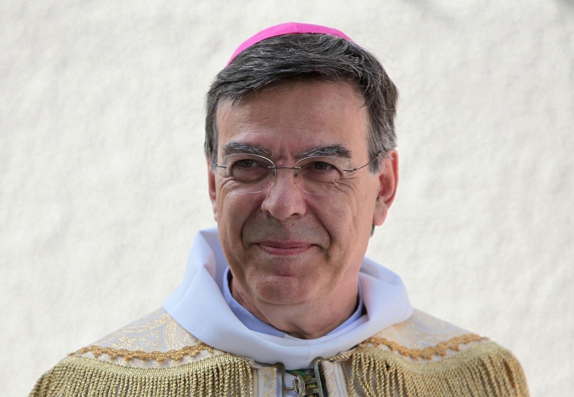 Архієпископ Парижа, митрополит Мішель Опеті/ sib-catholic.ru