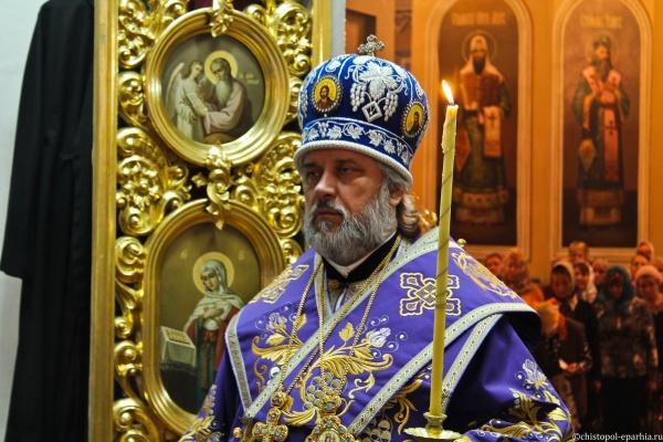 Єпископ Пармен / Фото: chistopol-eparhia.ru