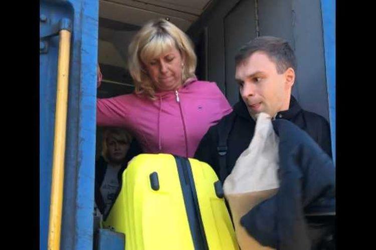 """""""Укрзализныця"""" отреагировала на скандал с поездом Ковель-Москва / фото facebook.com"""