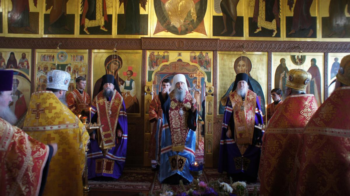 Почаевская духовная семинария встретила нового ректора / news.church.ua