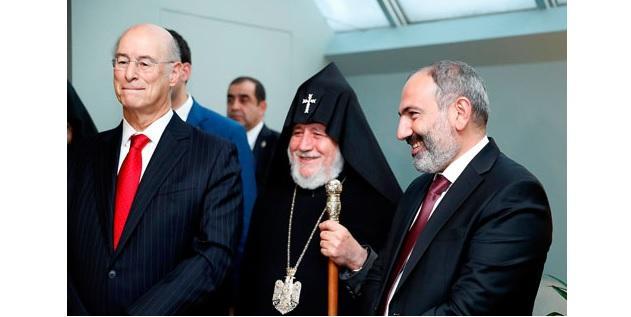 Открылась выставка о христианском наследии Армении / blagovest-info.ru