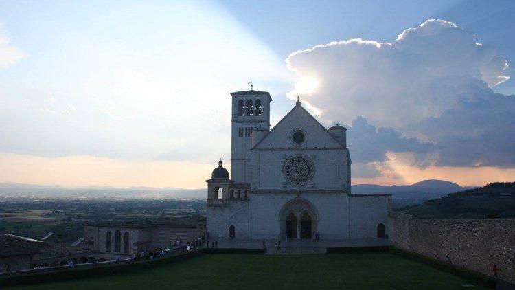 Базиліка святого Франциска в Ассізі / vaticannews.va