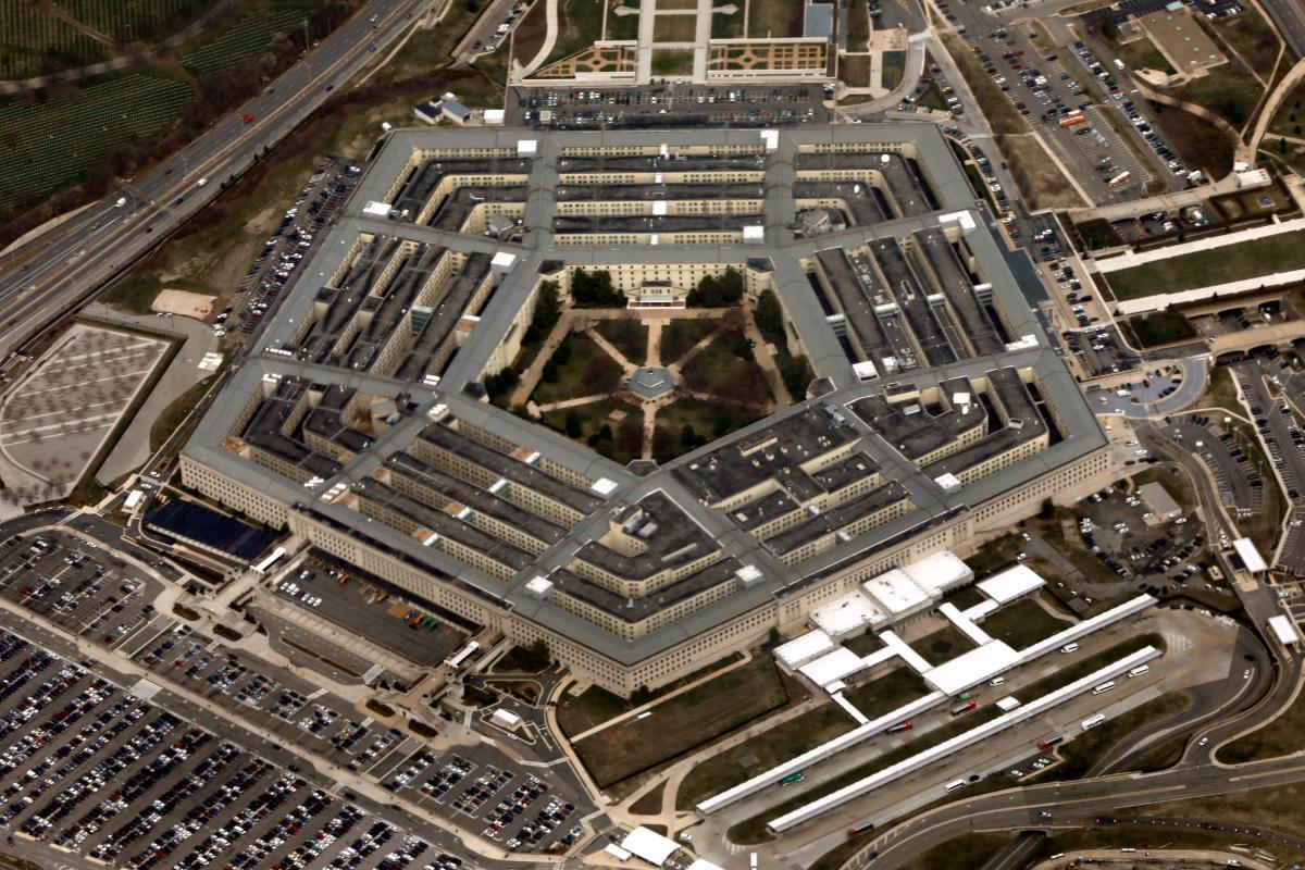 Возле Пентагона устроили стрельбу / Иллюстрация REUTERS