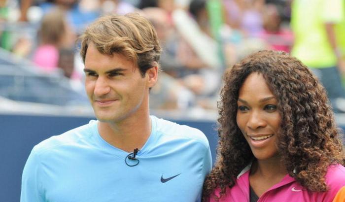 Роджер Федерер и Серена Уильмс сыграют друг с другом / hindustantimes.com