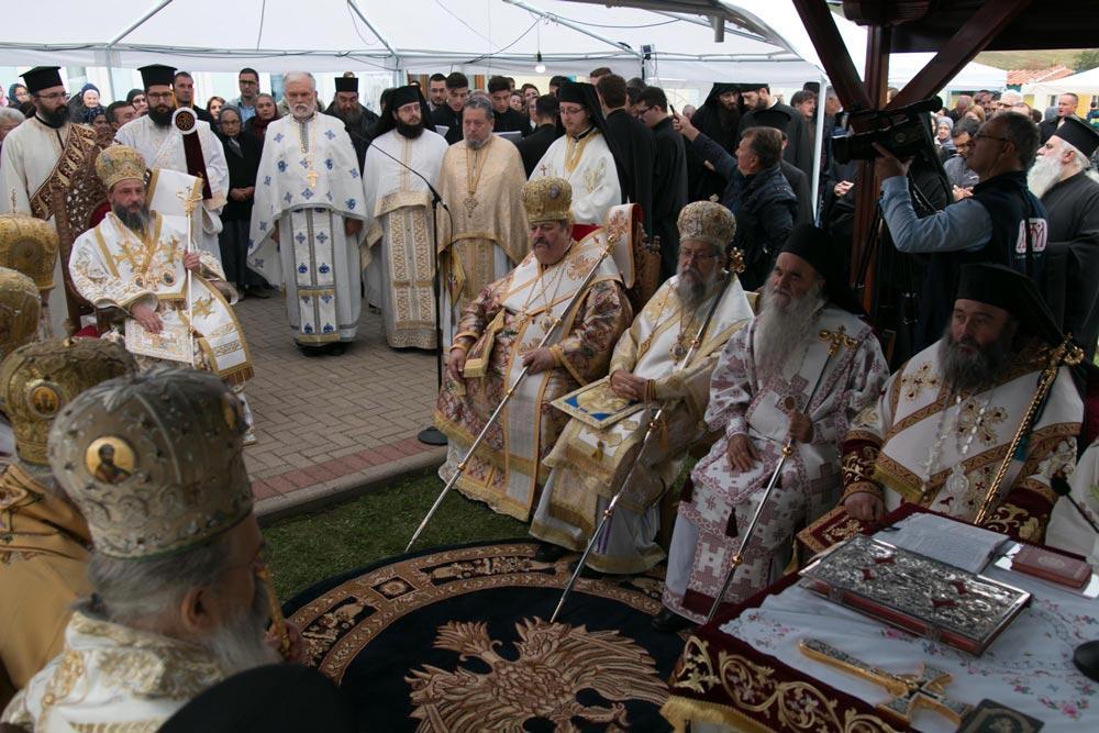 Православна Охридська архиєпископія відзначила 1000-річчя свого заснування / sedmitza.ru