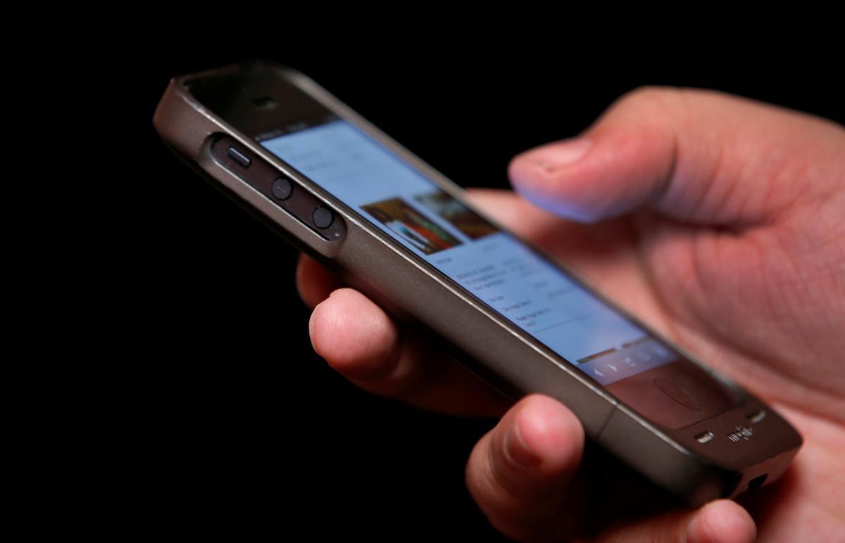 Чат-бот будет информировать о состоянии общественной безопасности в режиме реального времени / фото REUTERS