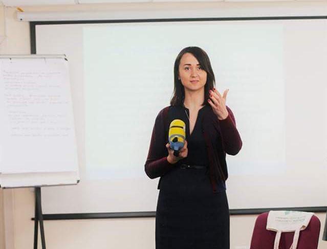 НатальяПашко заявила, что унашей нации вообще нет культуры разговаривать о границах, но есть много стереотипов / фото Facebook