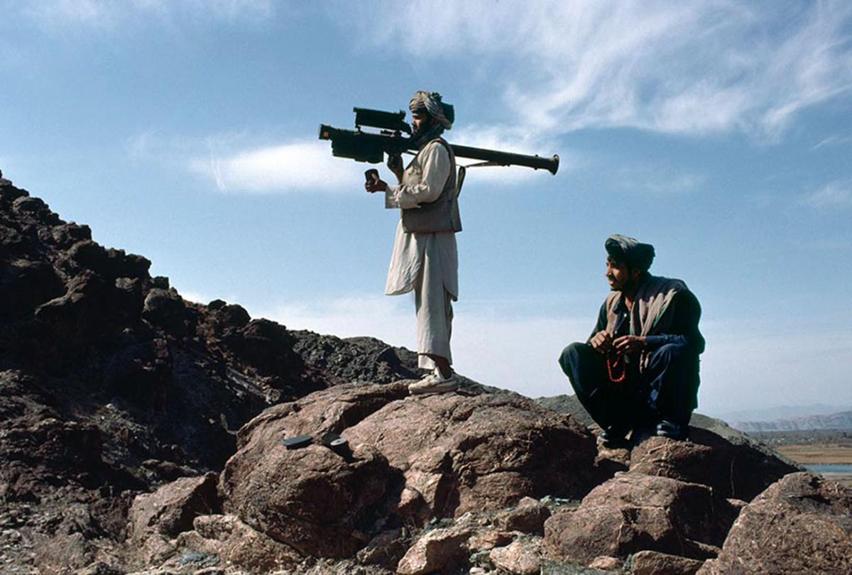 Бывший офицер ЦРУ вспомнил, как США вооружили моджахедов ракетами Stinger / rarehistoricalphotos.com