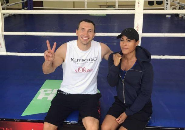Брекхус подписала контракт с промоутерской компанией братьевКличкоK2 Promotions \ фото из открытых источников