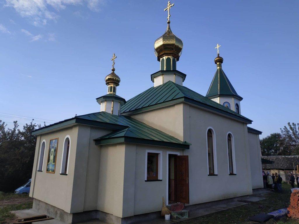 Община построила свой новый храм чуть больше чем за год / ternopil.church.ua