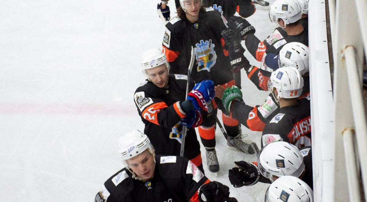 Кременчук нанес первое поражение в сезоне УХЛ Днепру / uhl.ua