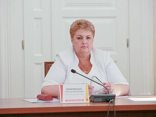 Цвиринько отрицает свою виновность в служебной халатности / фото omr.gov.ua