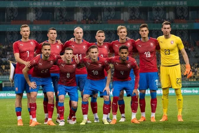 Сборная Чехии определилась с составом команды на следующие матчи / ffu.ua