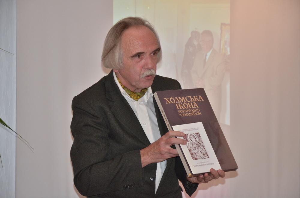 Автор отметил уникальность иконы как шедевра константинопольскойаристократическойживописи / volyn-ikona.at.ua