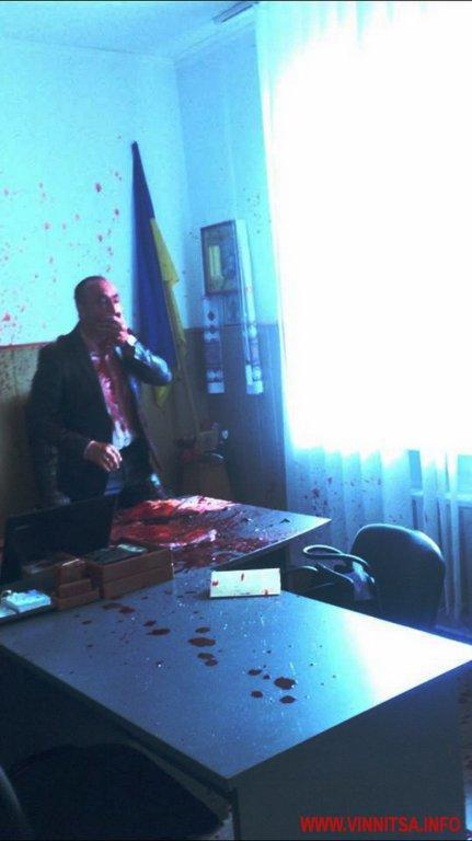 """Кулешов заперечує всі звинувачення / """"Винница.info"""""""
