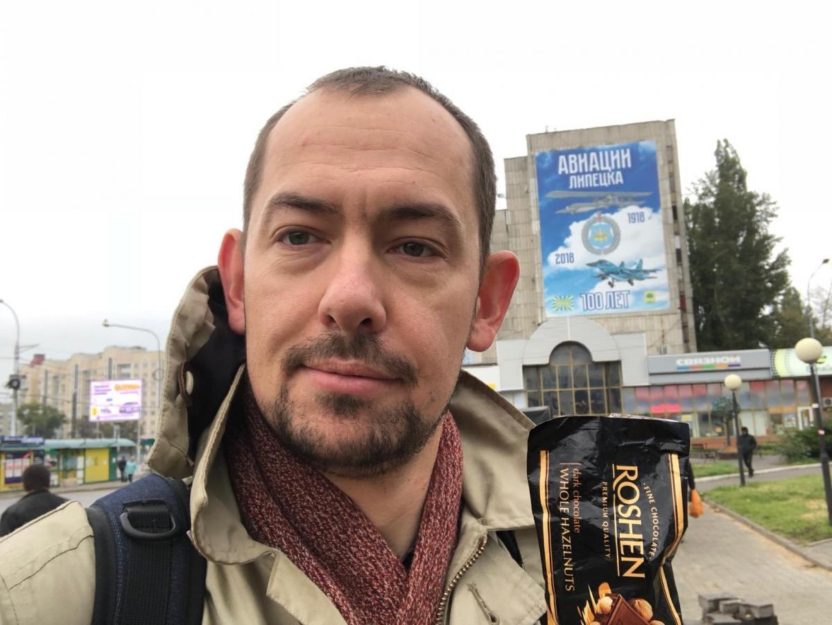 Фанатам продукции «Roshen» в Липецк надо приезжать со своими сладостями / фото Роман Цимбалюк