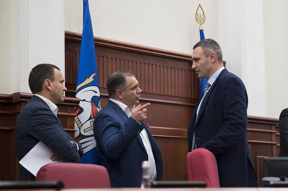 Кличко закликав чиновників якнайшвидше повернути киянам гарячу воду / kyivcity.gov.ua