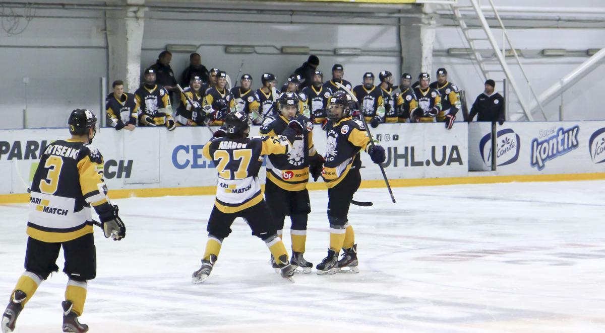 """Білий Барс """" здобув чергову перемогу в ВХЛ в овертаймі / Reuters"""
