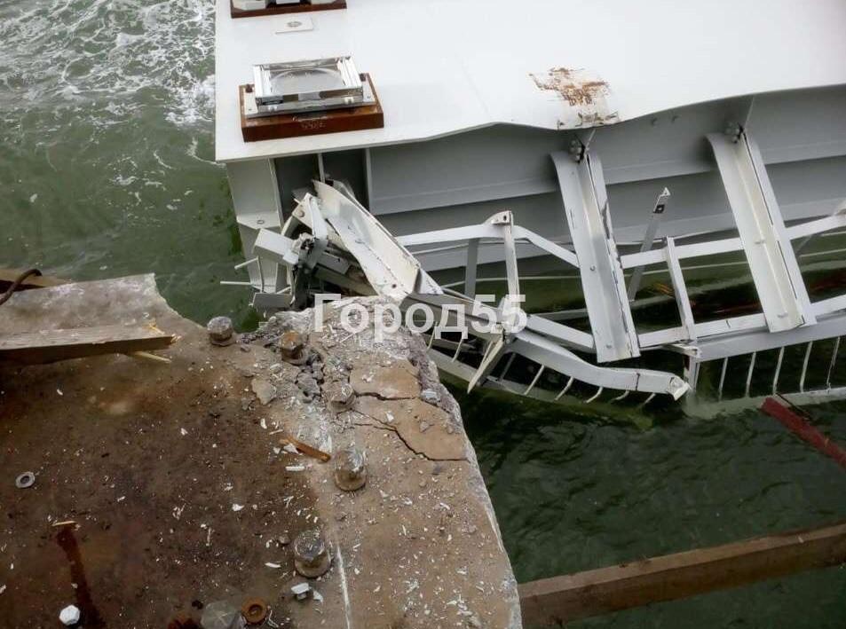 """За словами експерта, НП на Кримському мосту будуть повторюватися / фото """"Місто 55"""""""