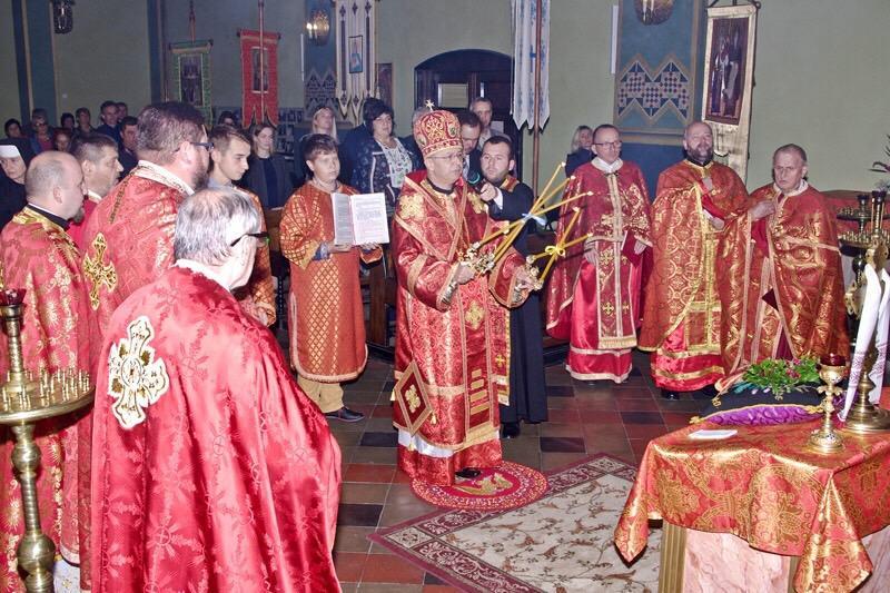 У Кракові відзначили 210-ту річницю заснування парафії УГКЦ/ krakow.mfa.gov.ua