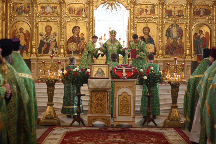 Урочистості з нагоди 300-річчя преподобного Феодора Санаксарського / rybeparhia.ru