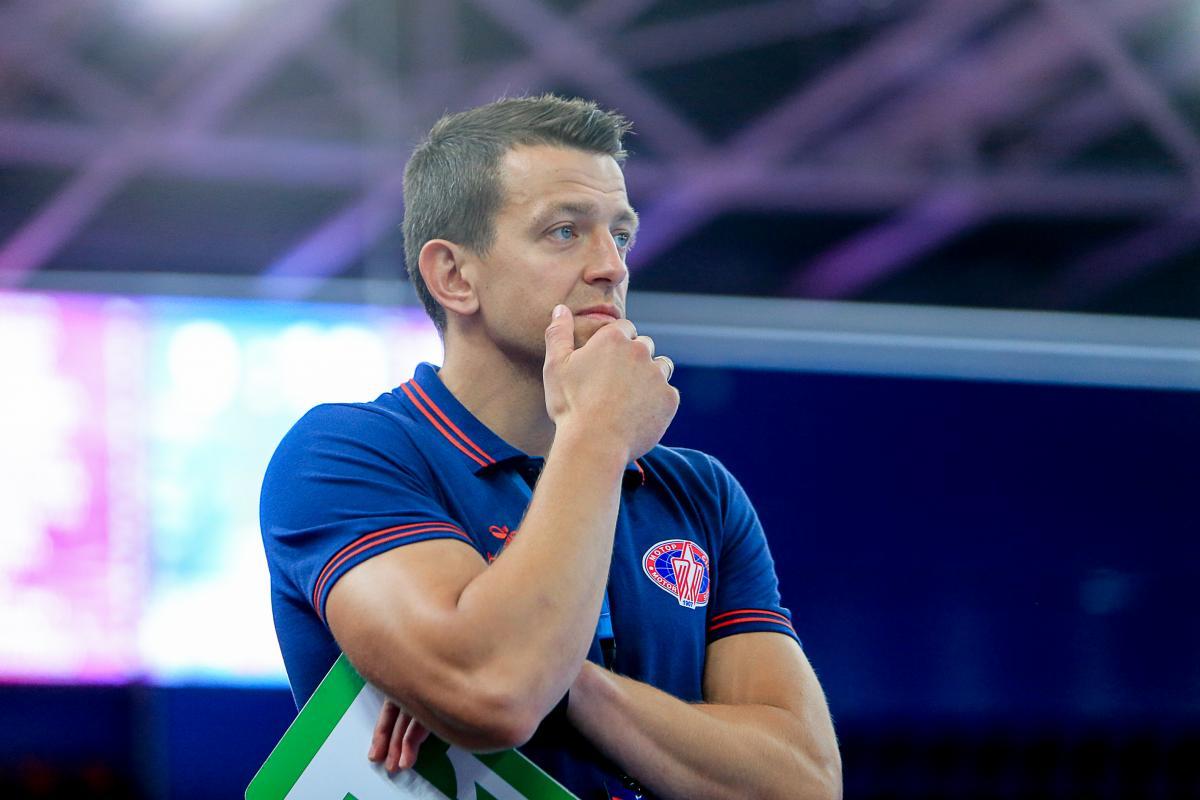 Под руководством Ромбела команда проиграла четыре матча подряд в Лиге чемпионов / handball.motorsich.com