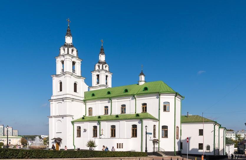 Фото: Свято-Духів кафедральний собор БПЦ у Мінську / church.by