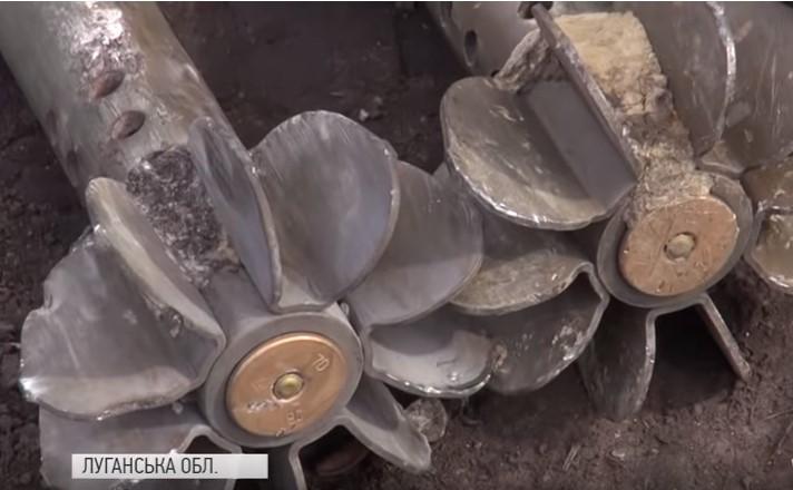"""Військові показали чергові докази порушення окупантами Мінських домовленостей / скріншот відео """"5 каналу"""""""