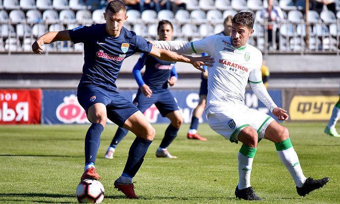 Маріуполь і Карпати зіграли внічию / UA-Футбол