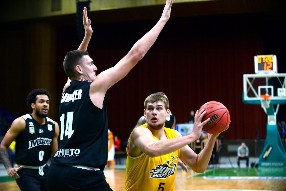 Киев-Баскет проиграл в первом матче нового сезона / ffu.ua