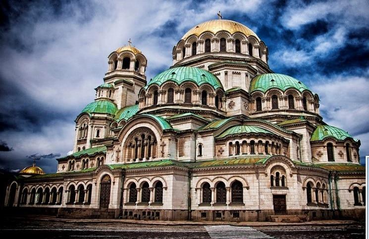 Кафедральный собор Александра Невского в Софии / 316news.org